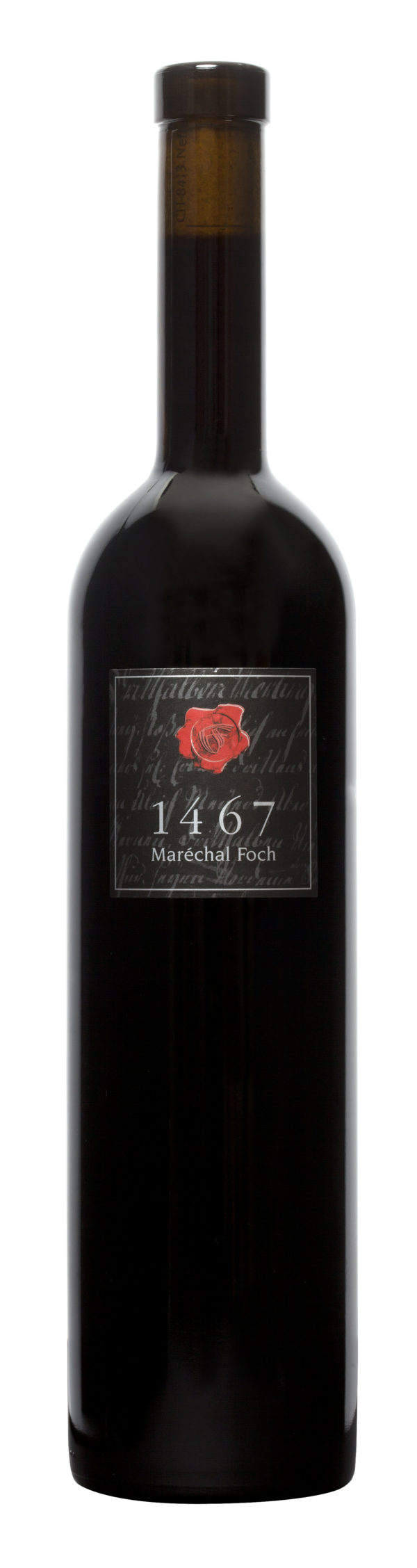 Schweizer Rotwein: 1467, Maréchal Foch