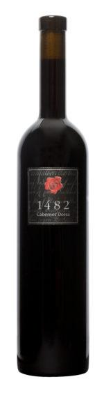 Schweizer Rotwein: 1482, Cabernet Dorsa