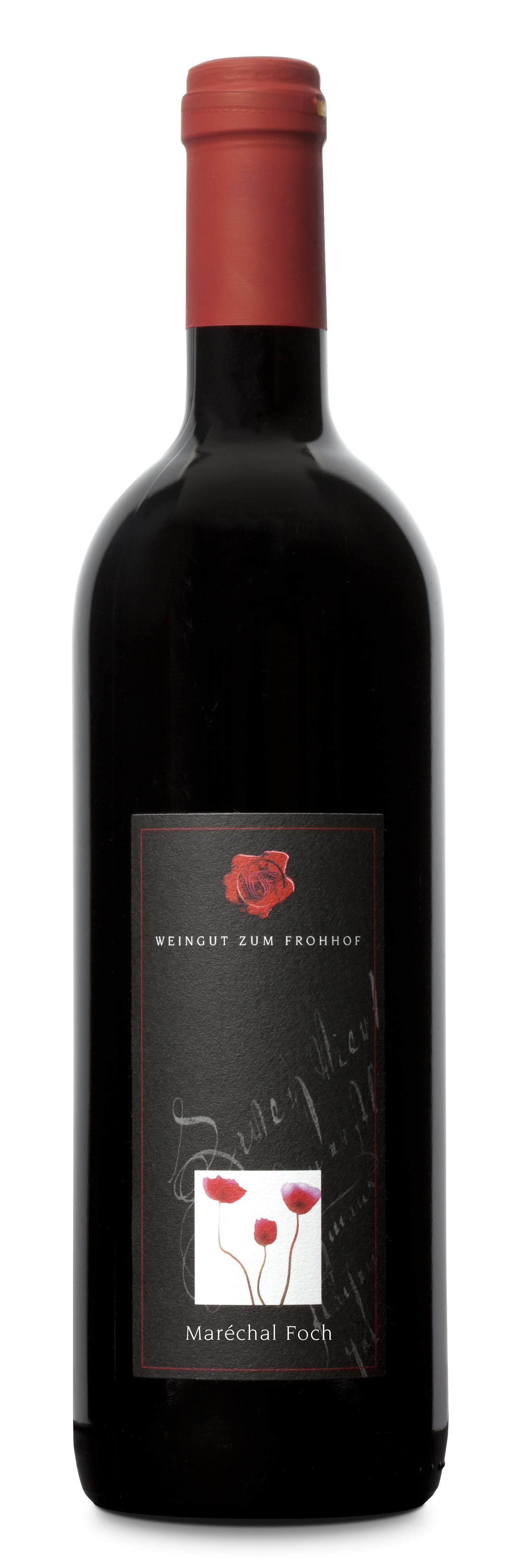 Schweizer Rotwein: Maréchal Foch