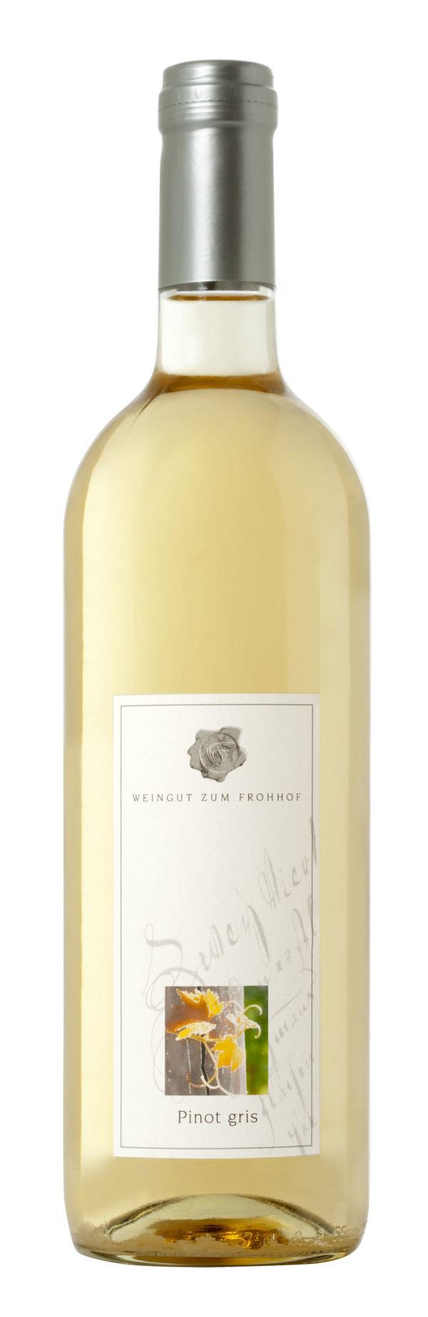 Schweizer Weisswein: Pinot Gris