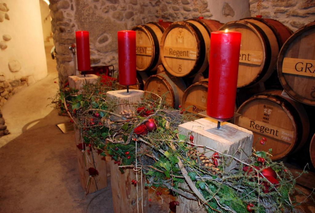 Wein & Floristik Ausstellung 2011
